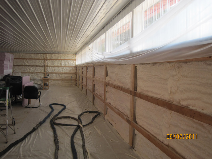 Commercial Building Insulation